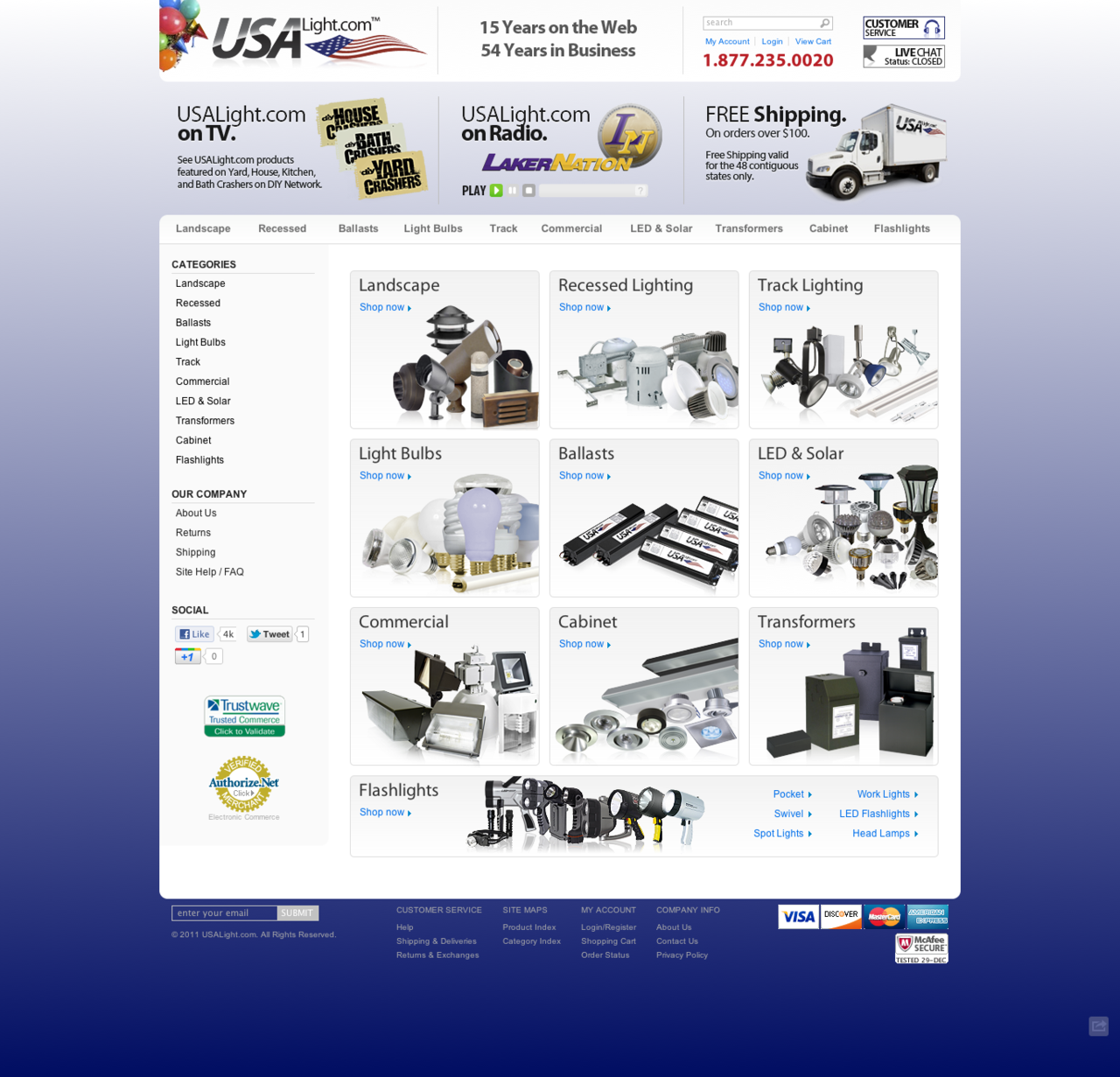 www.usalight.com