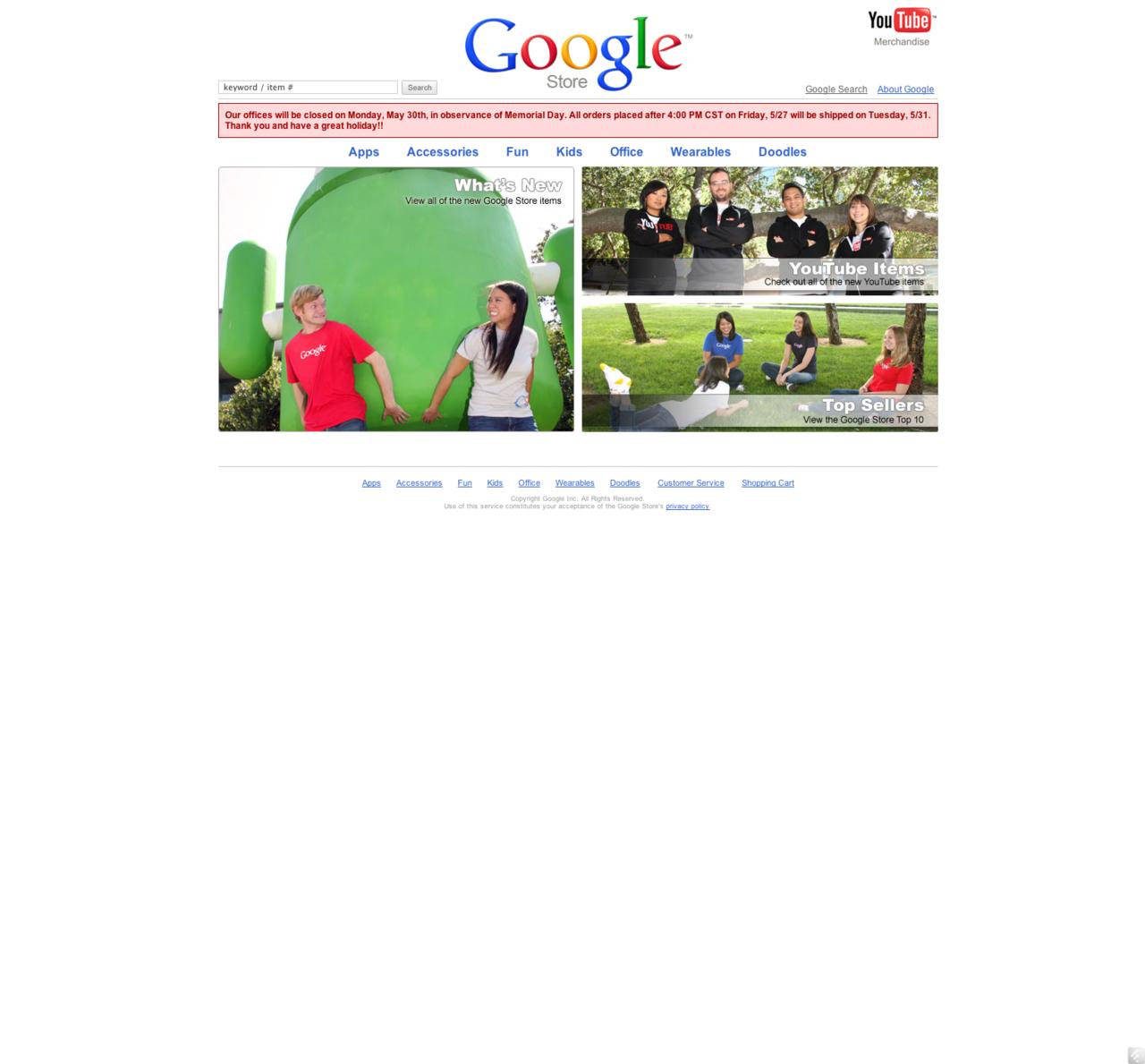 www.googlestore.com
