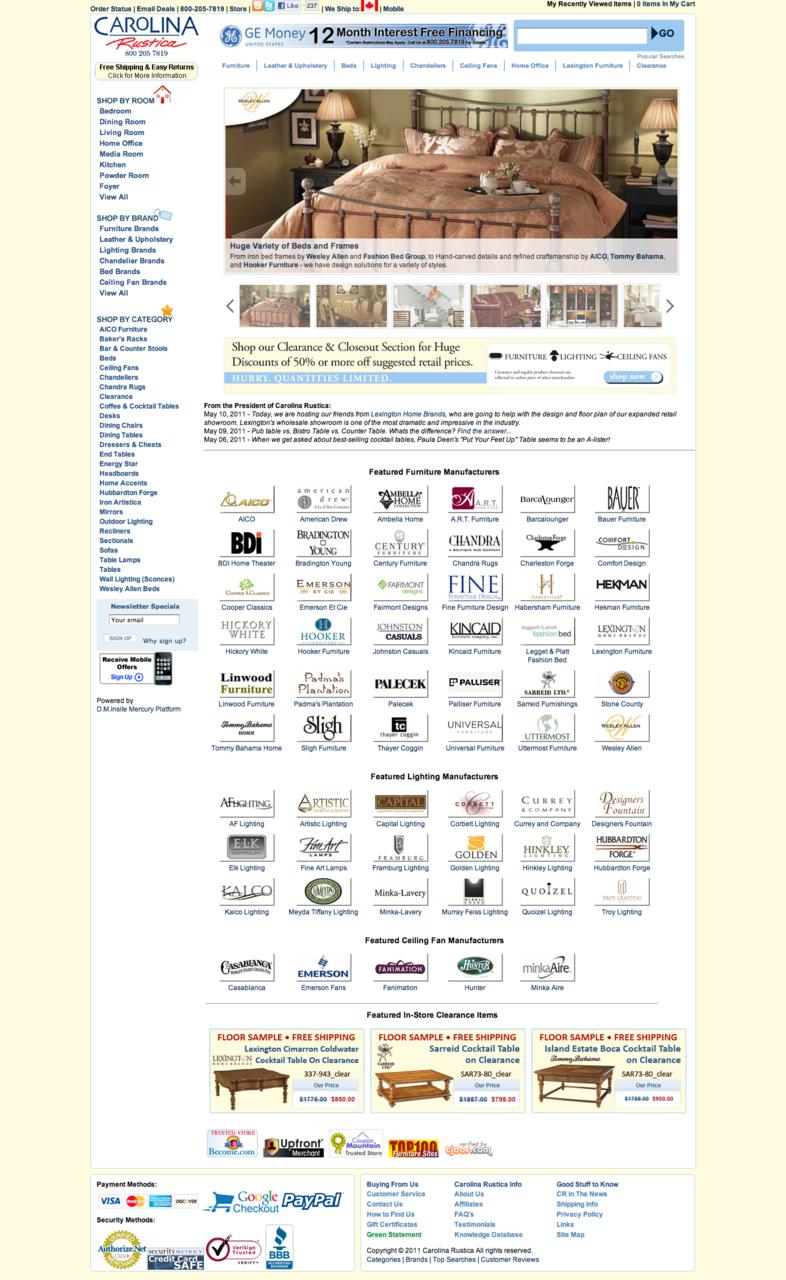 www.carolinarustica.com
