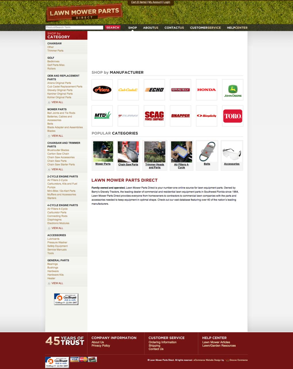 www.lawnmowerpartsdirect.com