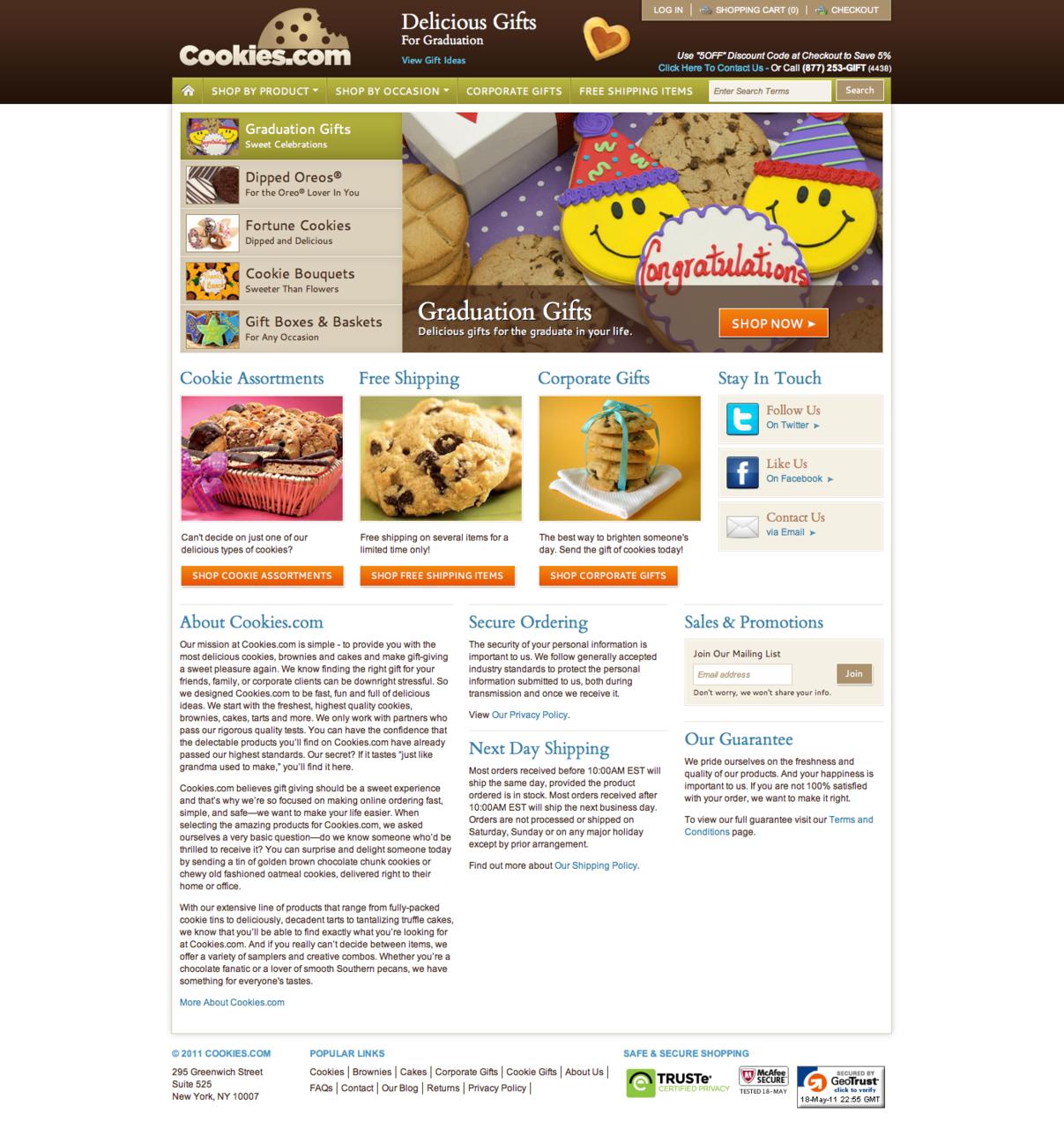 www.cookies.com