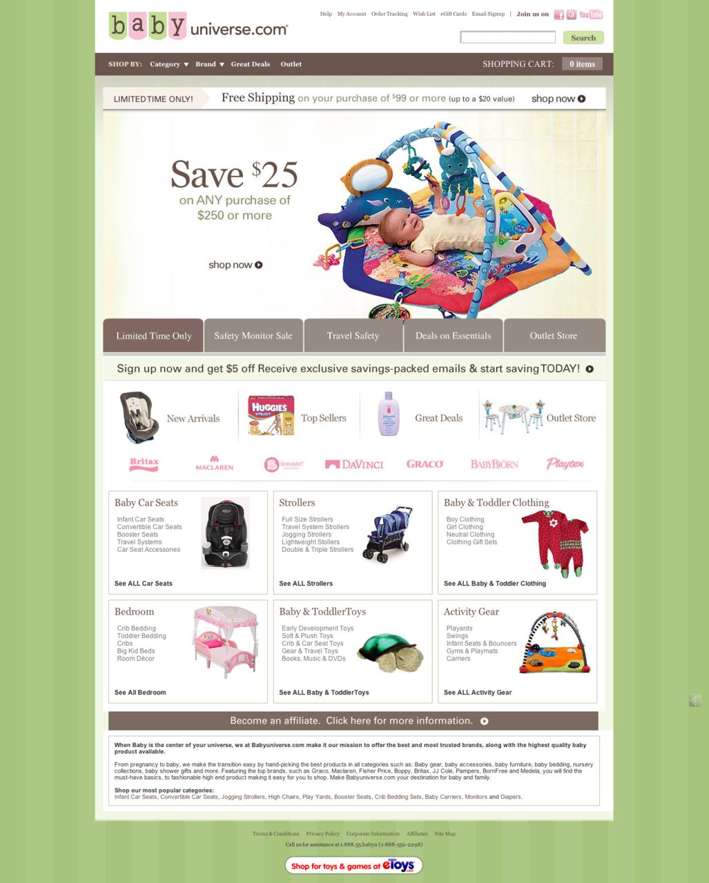 www.babyuniverse.com