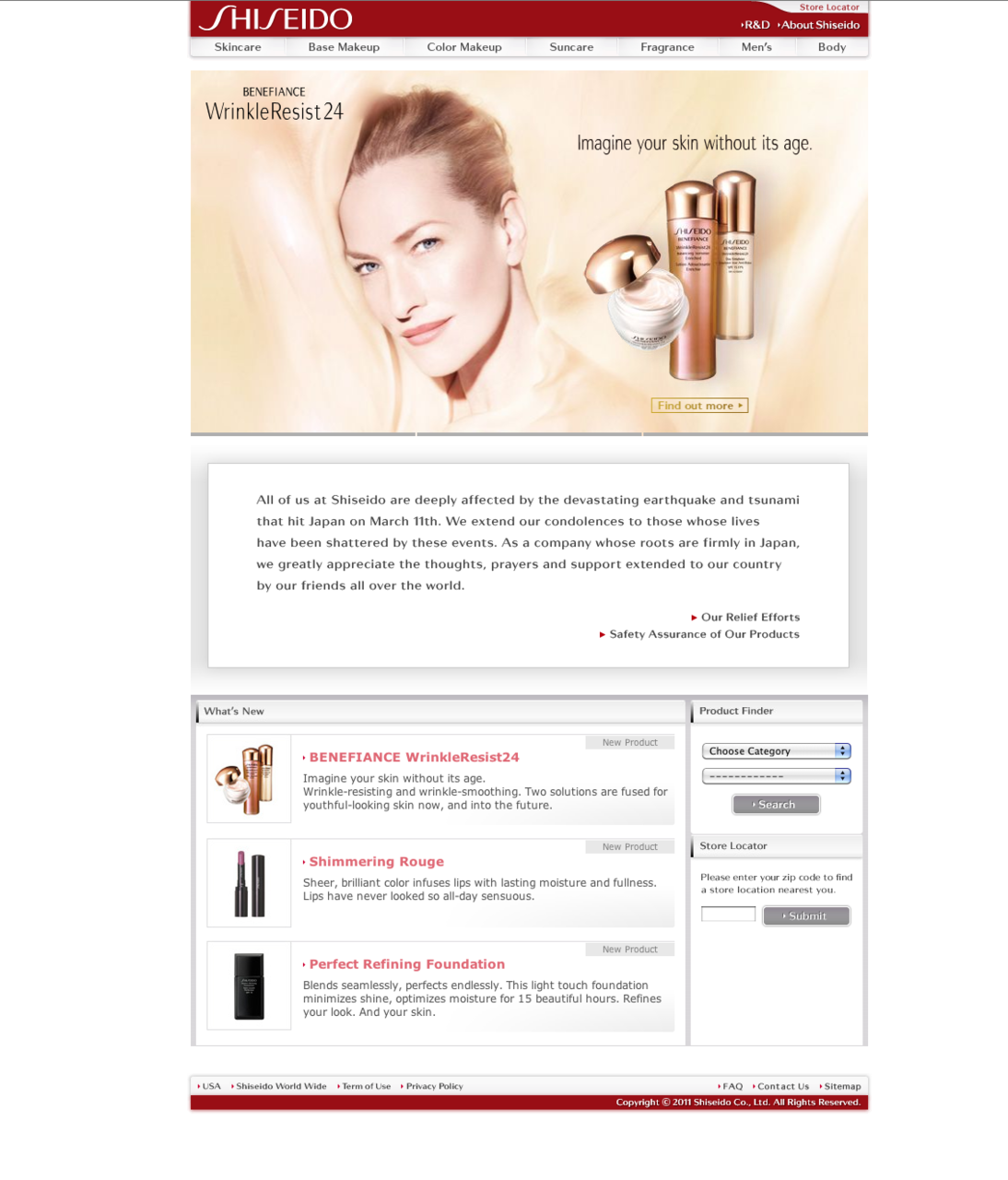 www.shiseido.com