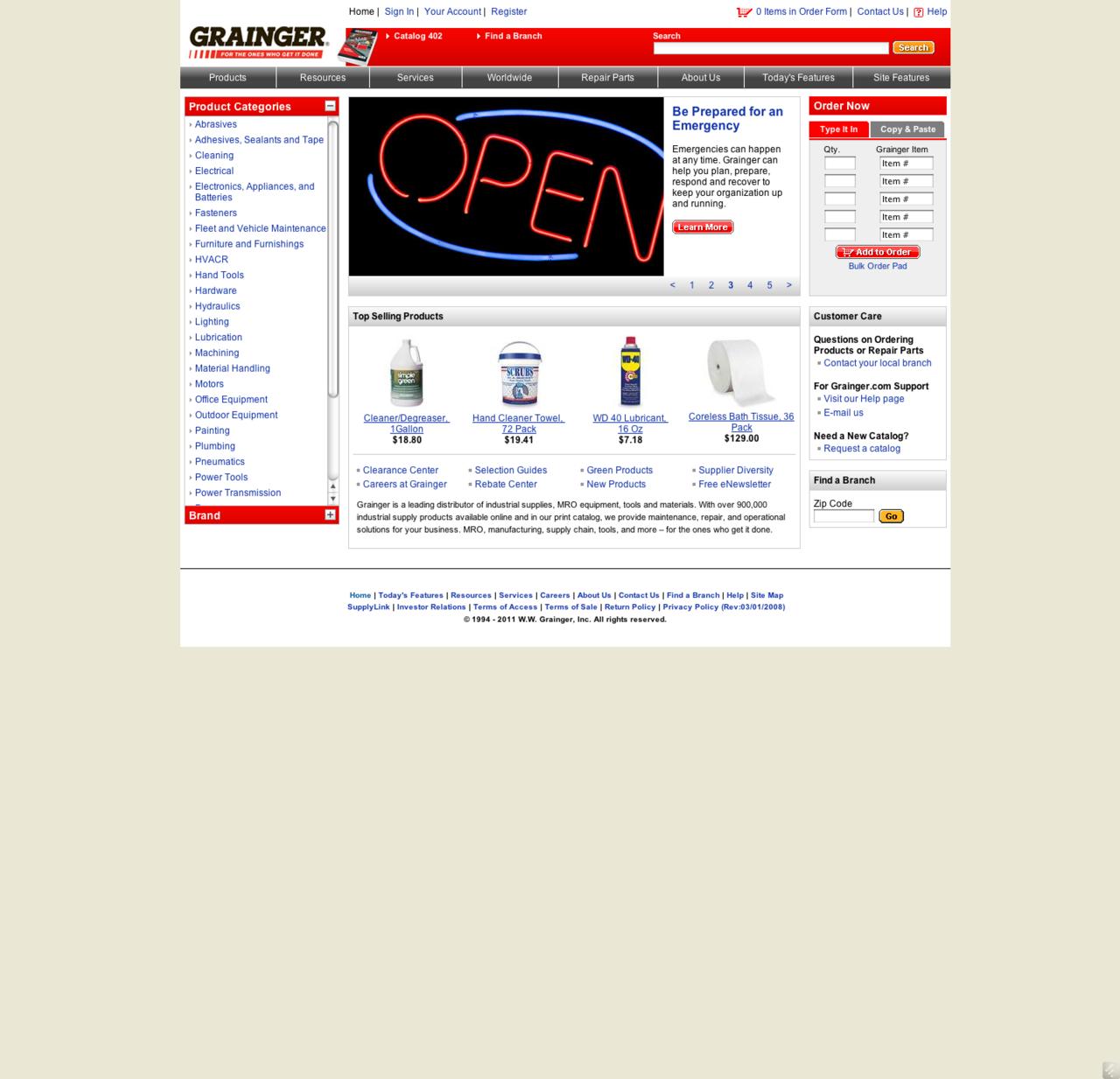 www.grainger.com