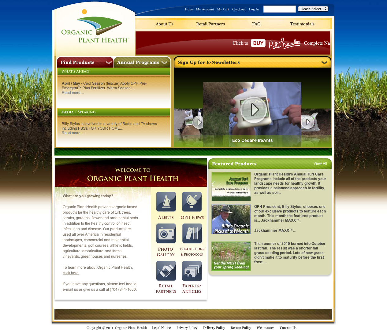 Organic Plant Health