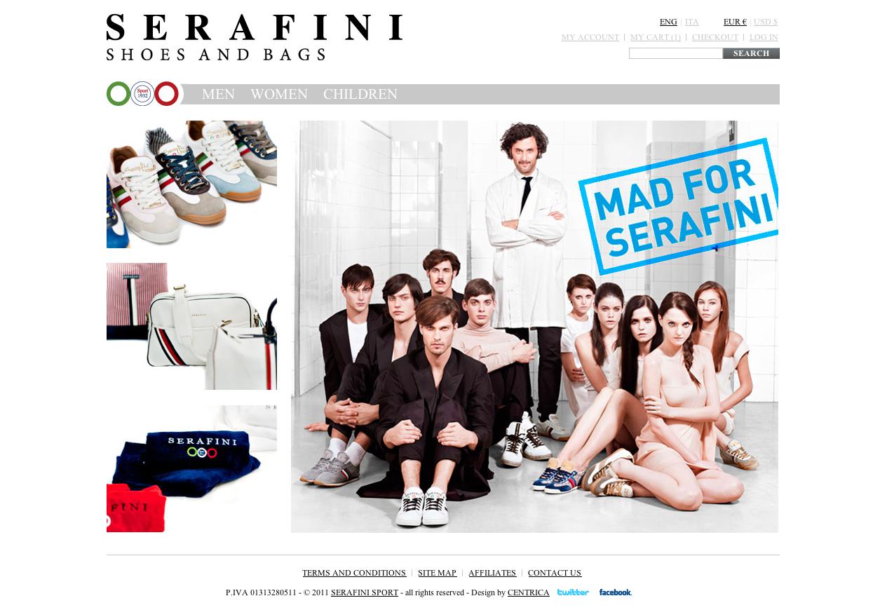 Serafina Shop