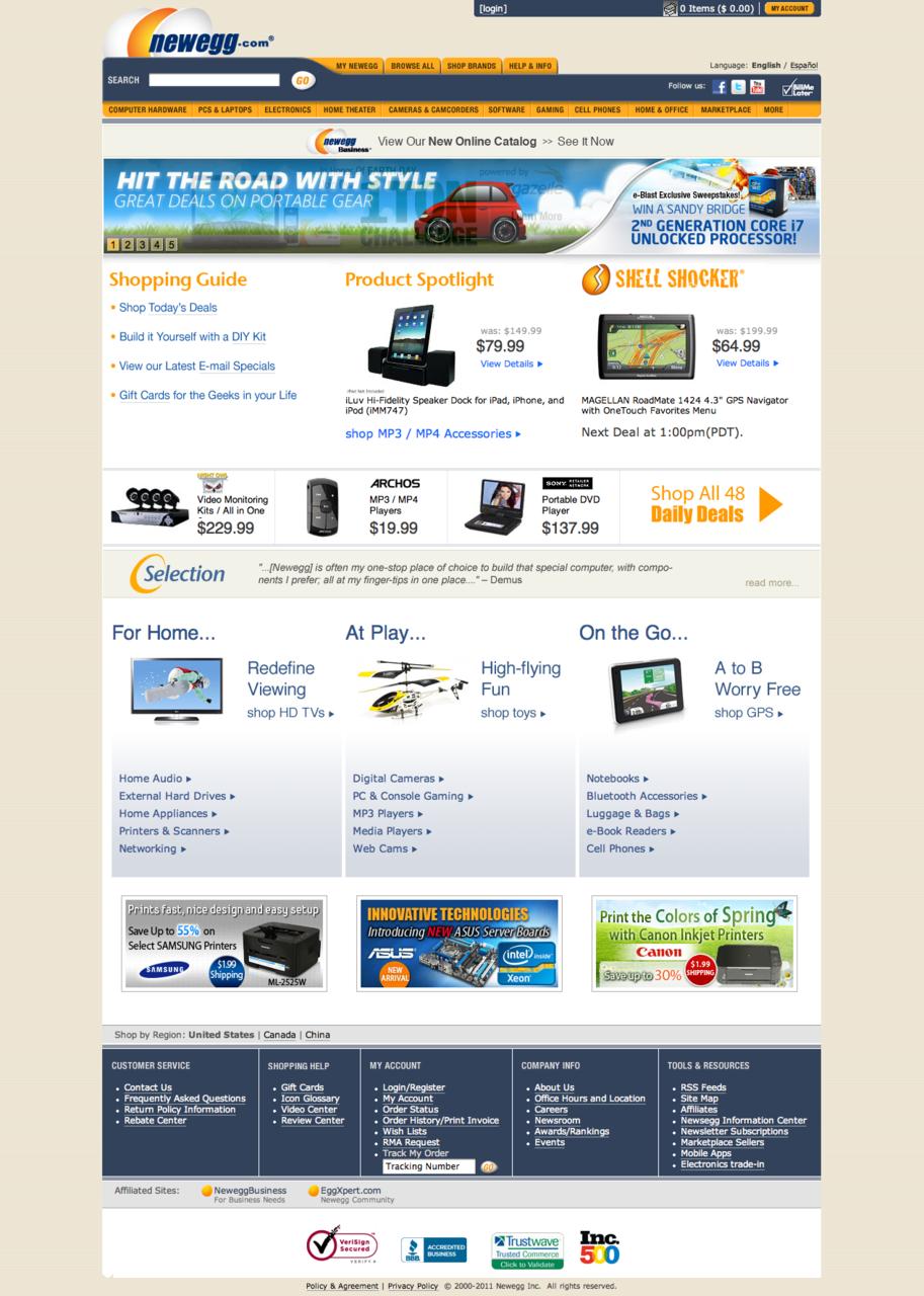 Newegg.com.