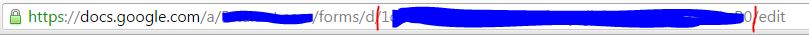 google form url example