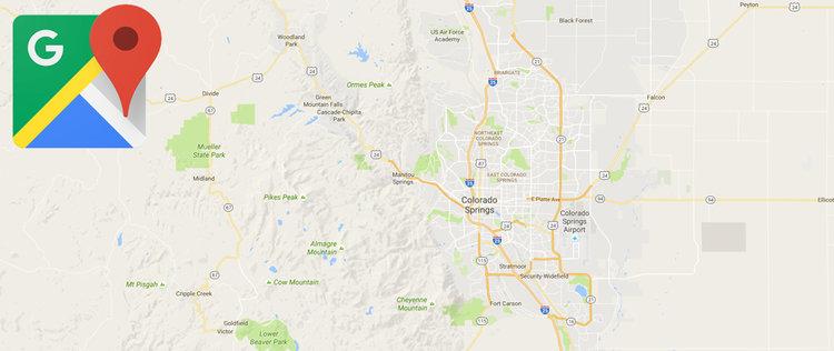 Google Maps Black Friday Fun — 5 Star Net - Internet Success
