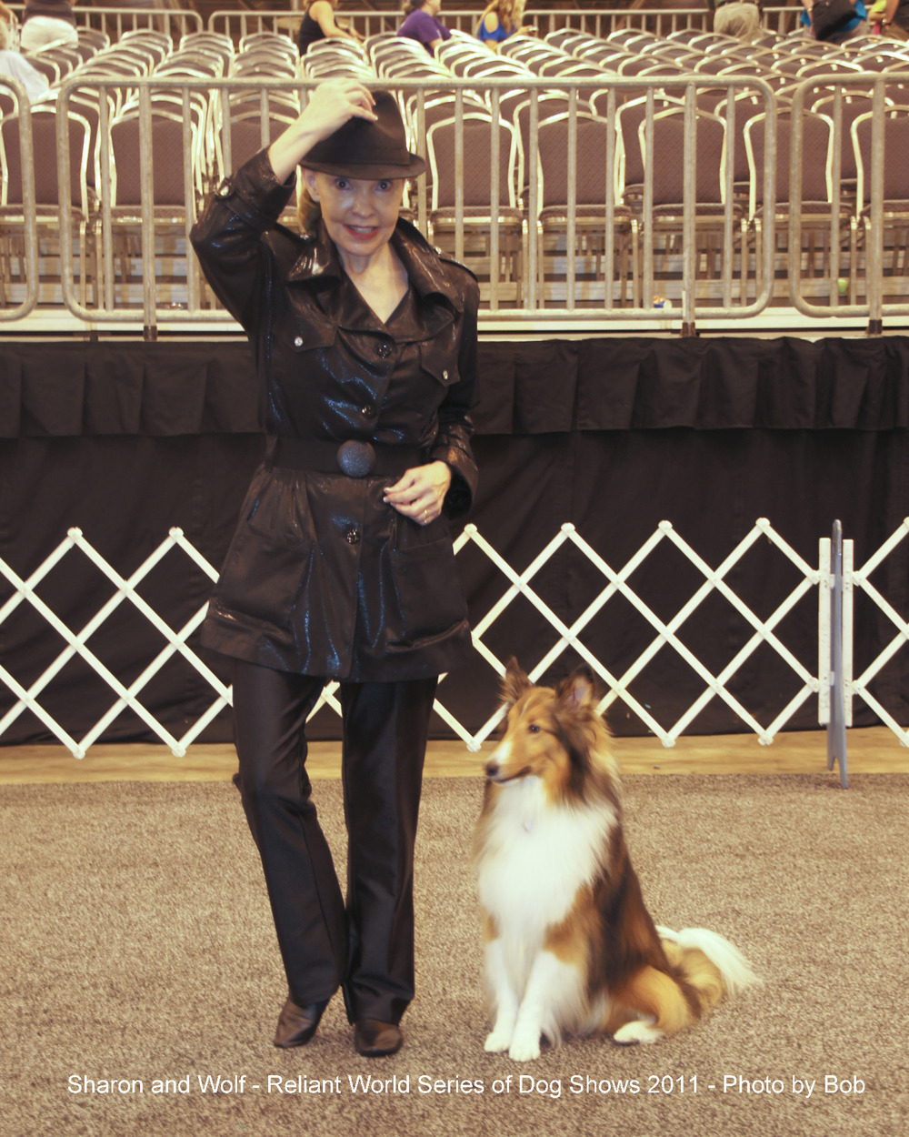 Wolf & Sharon C