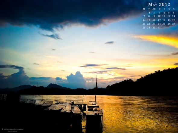 May 2012 Desktop Wallpaper