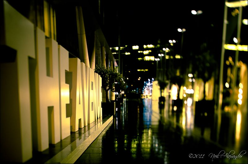 The Avenue, Manchester - Shortlisted for Landscape Photographer of the Year 2011