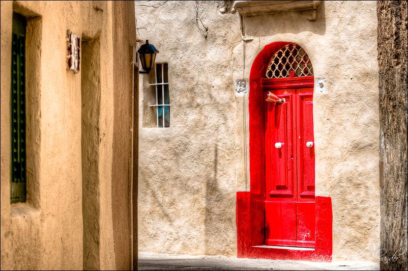 Doorway, Zejtun, Malta