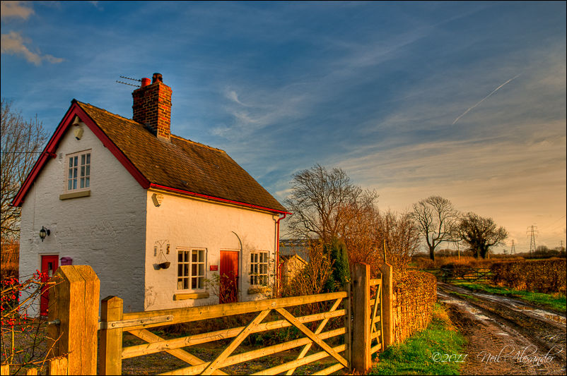 Woolstencroft Cottage, Lymm