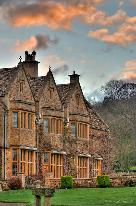 Buckland Manor, Cotswolds