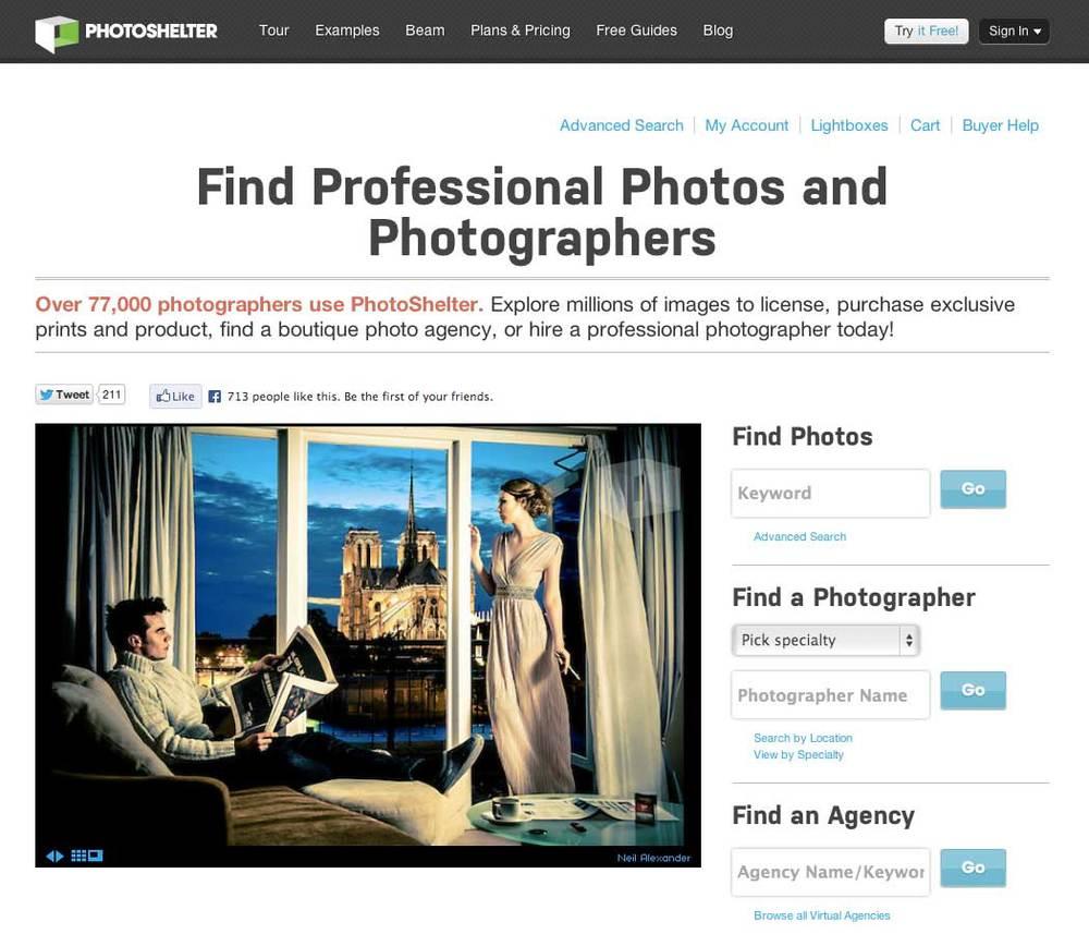 Neil Alexander - Photoshelter featured photographer