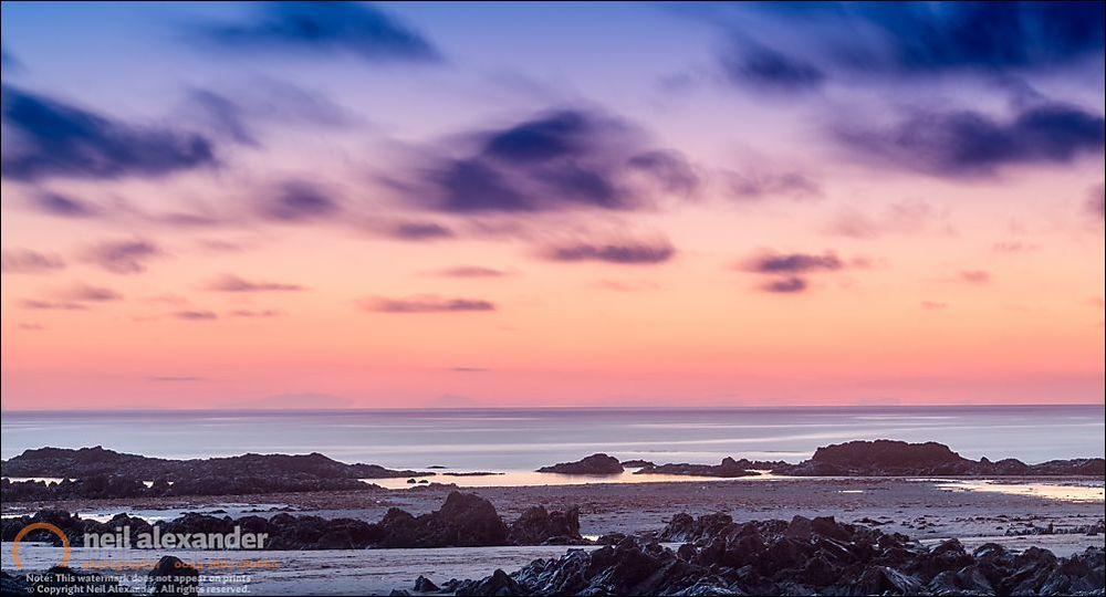 """Le Onde"" - Rhosneigr beach, Anglesey"