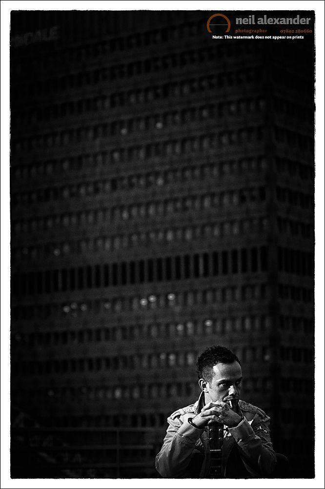 Pat by Neil Alexander, processed in SIlver Efex Pro 2