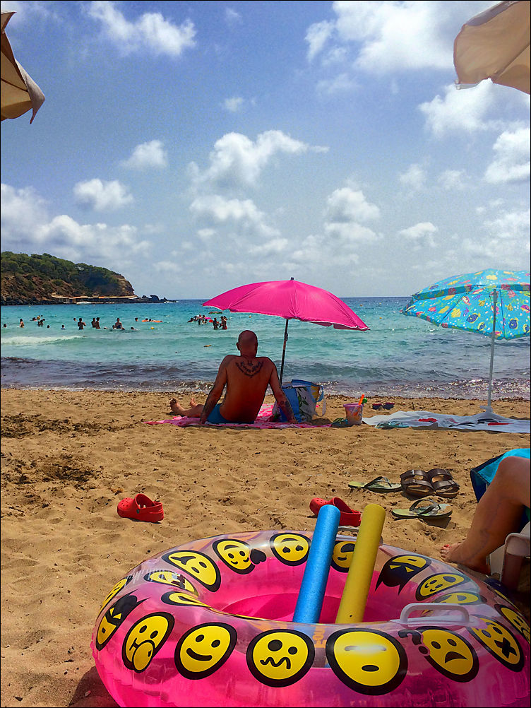 Cala Llenya beach