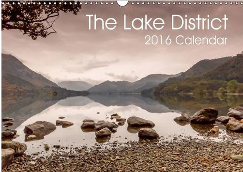The Lake District 2016 Calendar