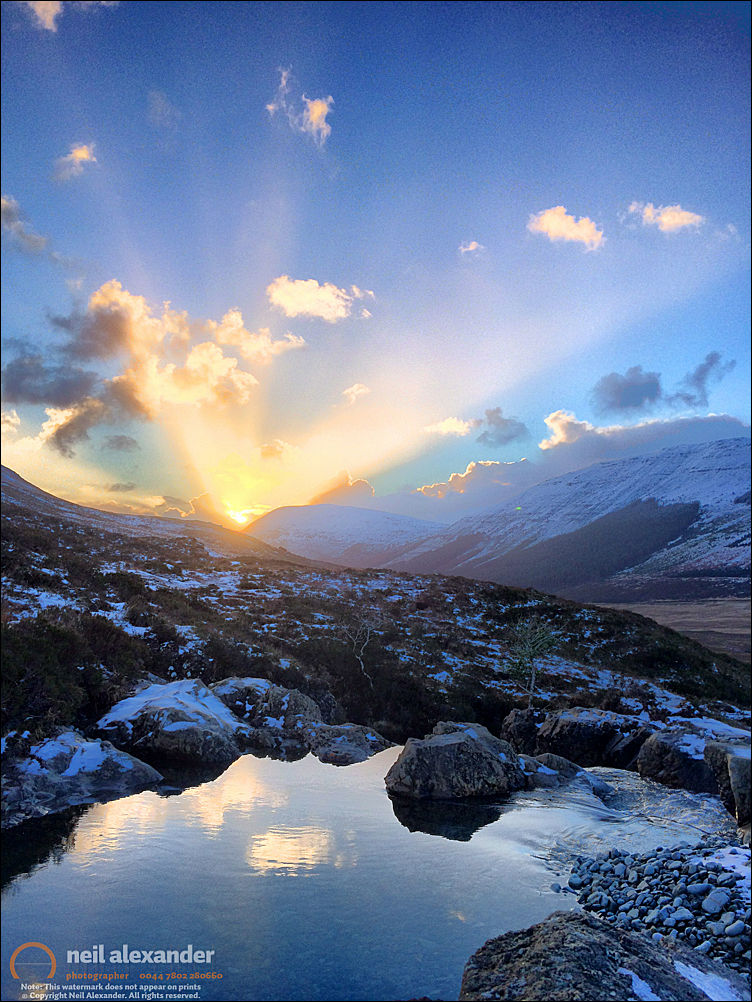 Fairy Pools at Glen Brittle