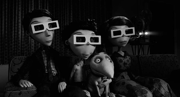 REVIEW: Frankenweenie