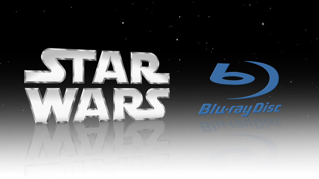 Star Wars Saga goes Blu in September