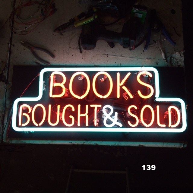 BOOKS BOUGHT & SOLD