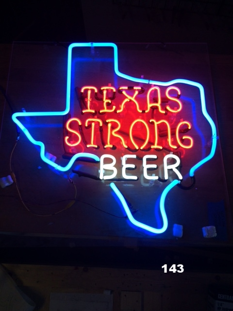 Texas Strong Beer