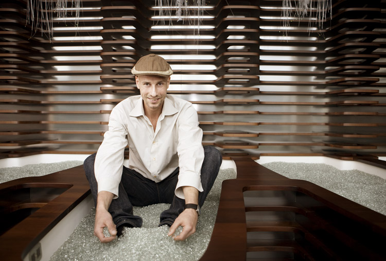 Nik Schweiger, Innenarchitekt und Designer