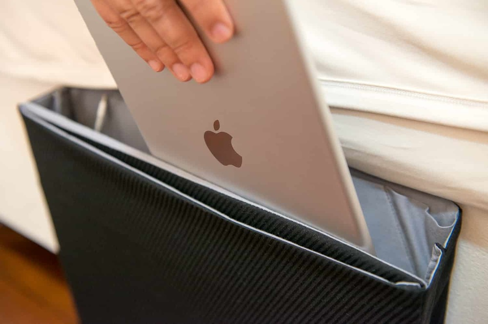 Store your iPad Air, iPad mini, and tablets