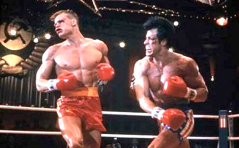 C'mon Rocky!