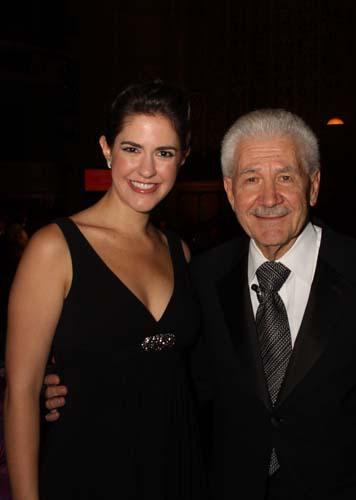 With David DiChiera (photo by Christine M.J. Hathaway)