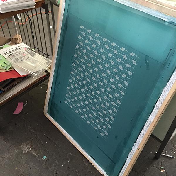 Big ass screen.