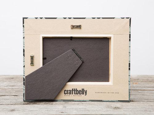 Denver, Colorado Picture Frame — Craftbelly Paper & Pattern