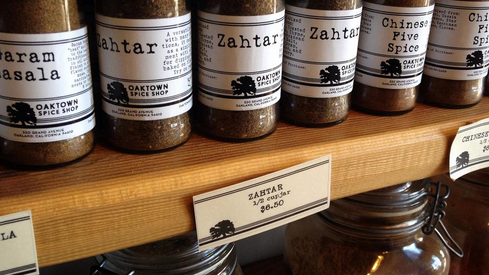 row upon row of neatly labeled jars
