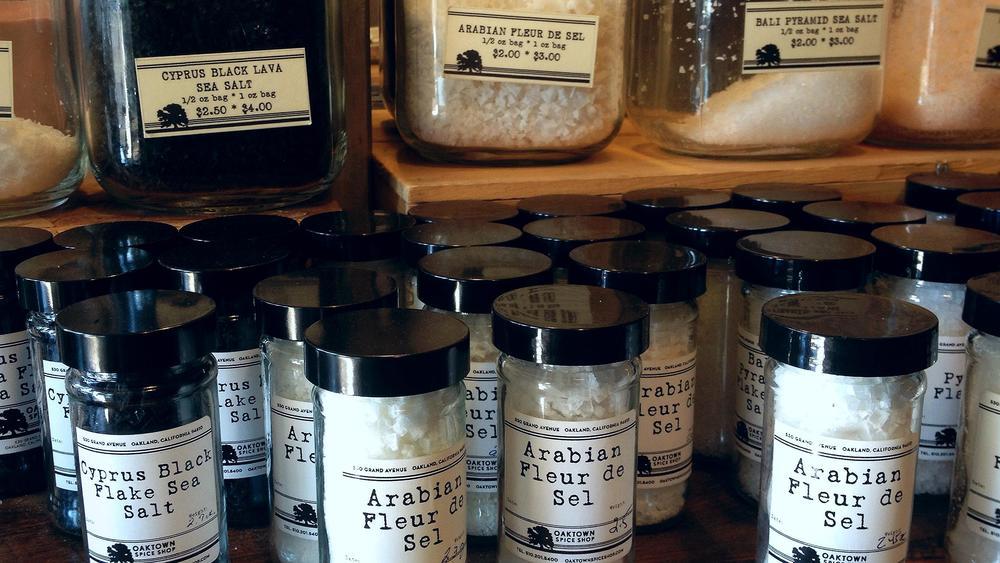 so many salts