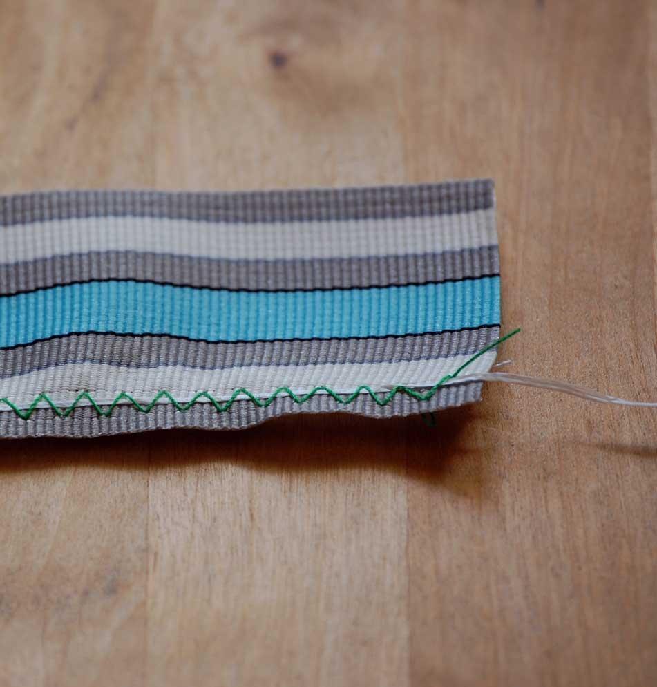 4.  Ribbon ruffles