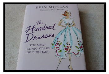 This field guide to frocks written by blogger Erin McKean from A Dress a Day (dressaday.com) identifies every iconic dress from The Austen to The Xena!