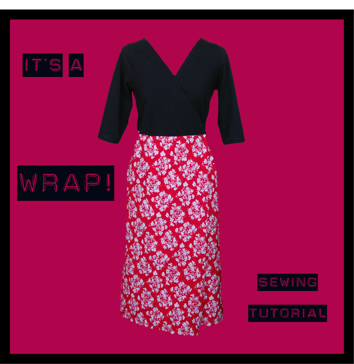 It's a Wrap Dress Tutorial