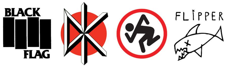 20 years of pokinatcha john nissen design rh johnnissendesign com punk band logo maker punk band logo generator