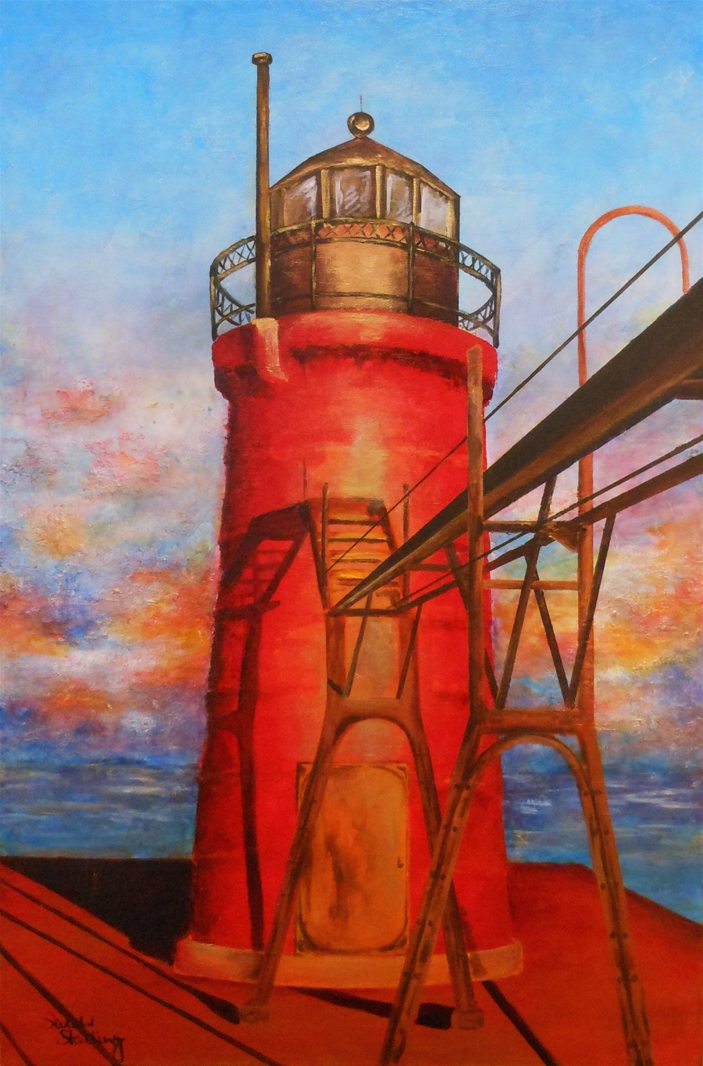 Michican Lighthouse