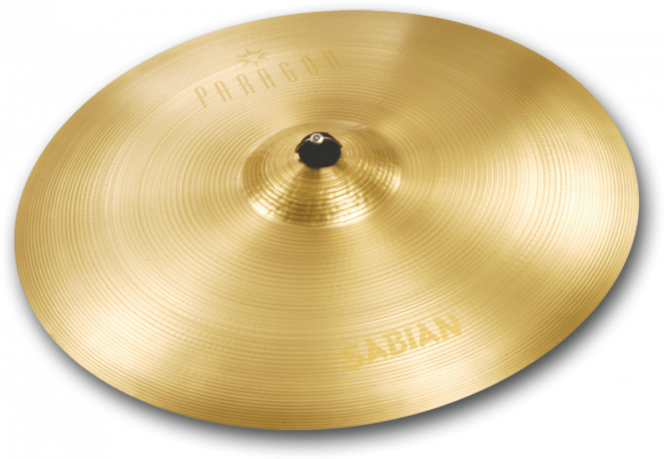 "I love this ride; it's the Sabian Paragon 22"" Ride"