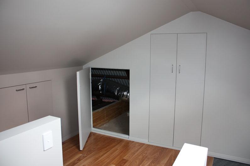 Attic room conversions creative renovations and for Creative renovations