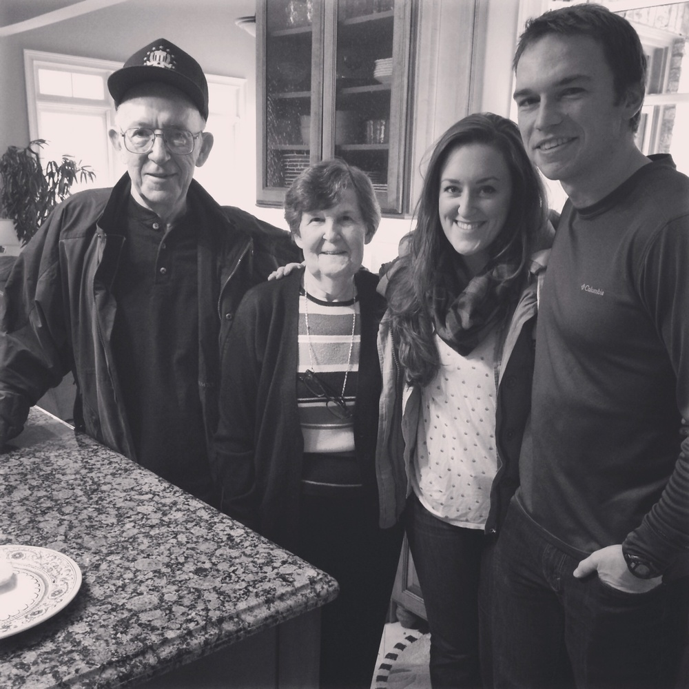Metty grandparents