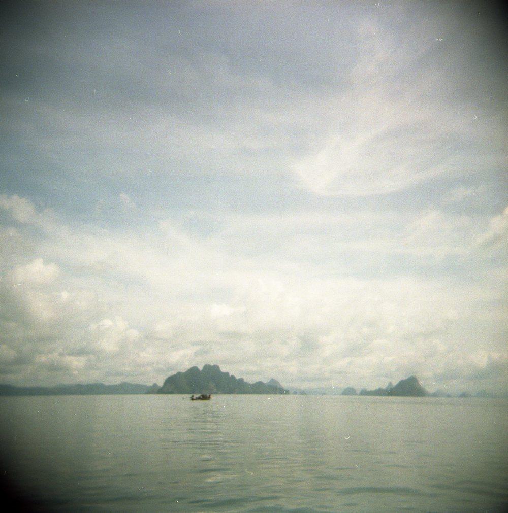 Phang-Nga Bay, Thailand. 2008.