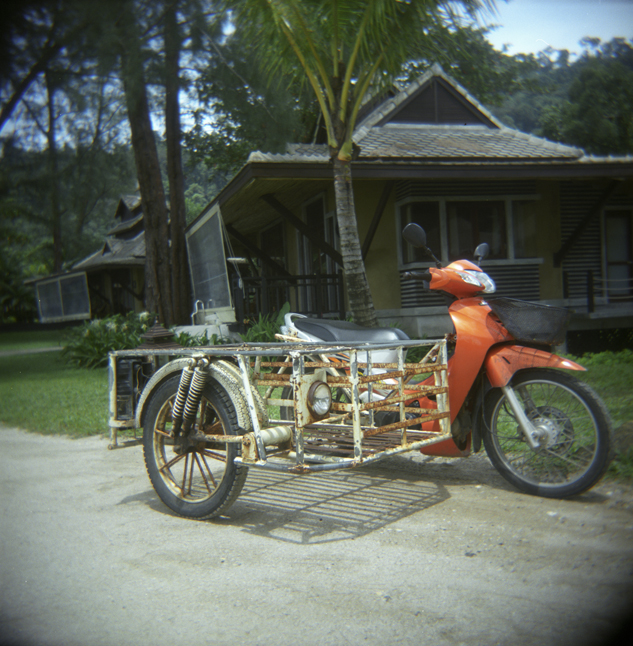 Near Phuket, Thailand. 2008.