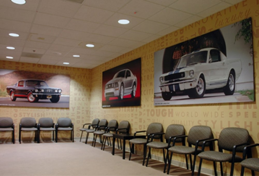 Wall Graphics -