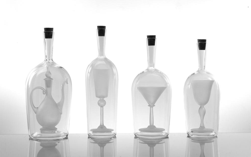 Ampolina, Champagne, Martini, Vino