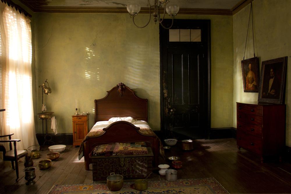 Henry's guest bedroom